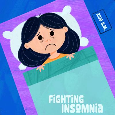 Fighting insomnia column art