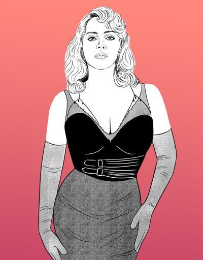 Billie Eilish on Vogue Magazine