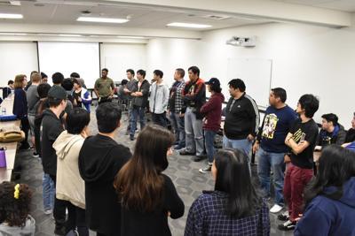 Japanese Anime Club Meeting
