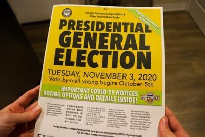 Voter Guide for Orange County