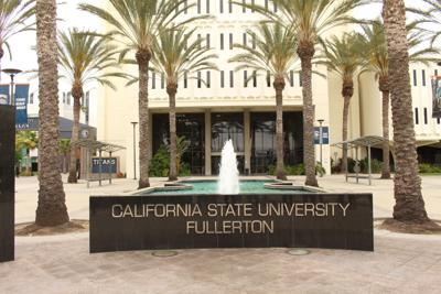 CSUF Water Fountains