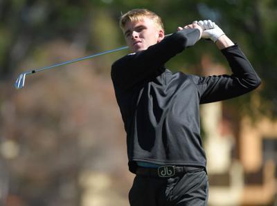 Cal State Fullerton Men's Golf Feb.11, 2019.Photo by Matt Brown