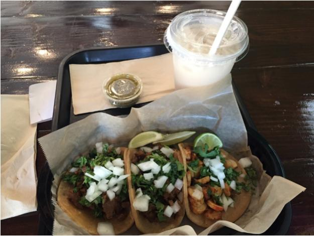 Healthy food: Chicana Vegan