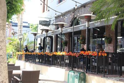 Fullerton Restaurant