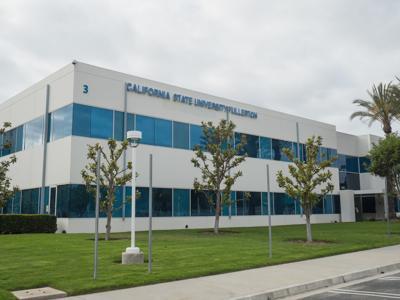 CSUF Irvine Campus