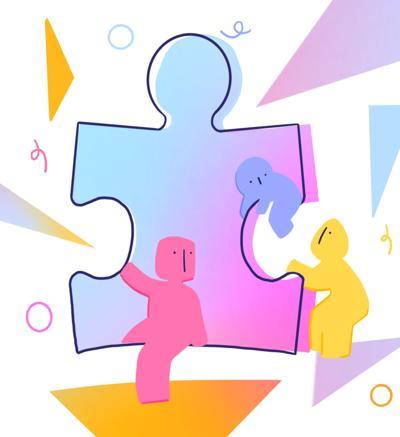 Autism Speaks Illustration
