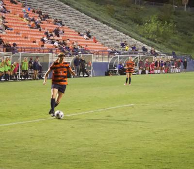 Haley Brown women's soccer