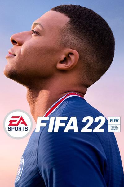 Fifa 22 poster