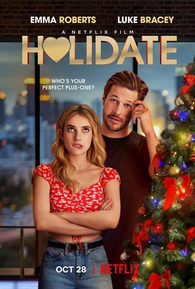 Holiday Netflix movies pic