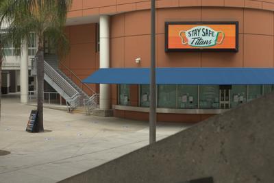 Cal State Fullerton's Cashier's Office