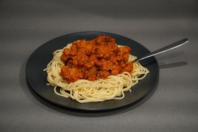 Plant based spaghetti
