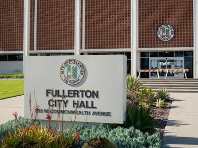 Fullerton City Hall