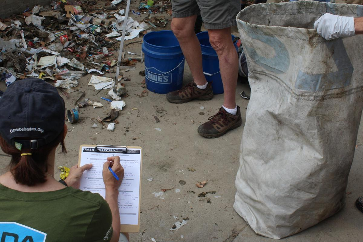 Coastal Cleanup Day checklist