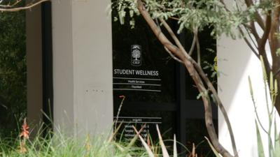 The Student Wellness center at Cal State Fullerton holds the Counseling and Psychological Services department that supports student (Leticia Perez / Daily Titan).