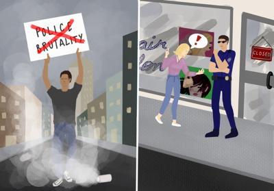 Protest Arianna