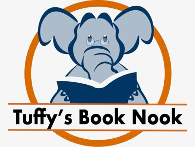 Tuffys Book Nook logo