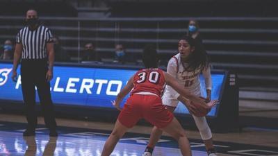 Women's basketball loses home opener against UNLV