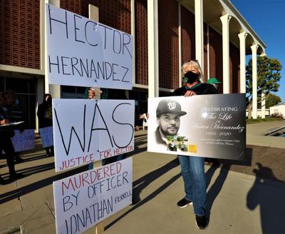 Justice For Hector Hernandez