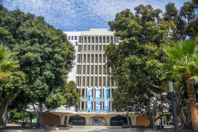 Humanities Building Photo
