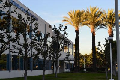Irvine Campus Photo