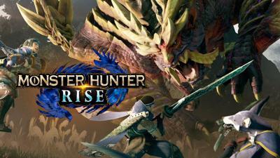 """""""Monster Hunter: Rise"""""""