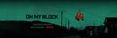 """On My Block"" poster"