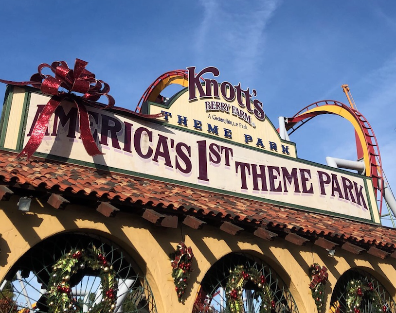 "Knott's Berry Farm ""Taste of Calico"" event open to limited guests amid surge in Orange County cases"