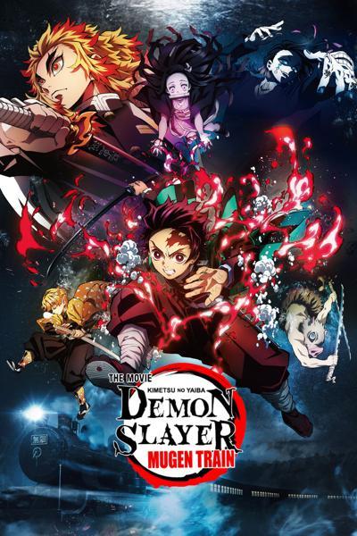 Demon Slayer poster