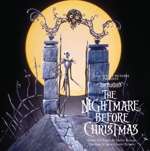 "Halloween playlist ""Nightmare Before Christmas"" pic"