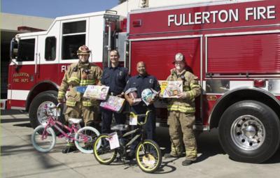 Fullerton Fire