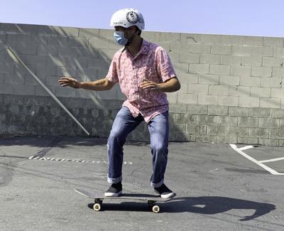 A beginner's guide to skateboarding