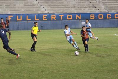 men's soccer vs LMU photo