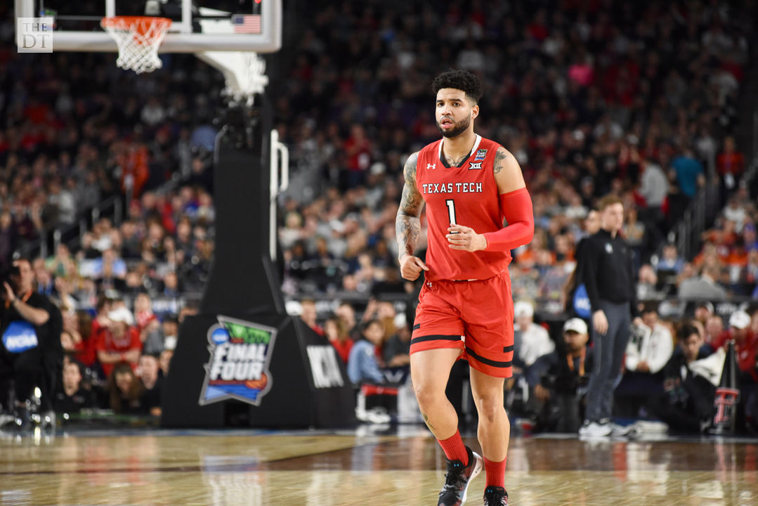 Texas Tech Men's Basketball vs. Michigan State - Final Four