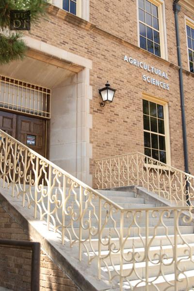 The Agricultural Sciences Building