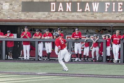 TTU Baseball vs Baylor