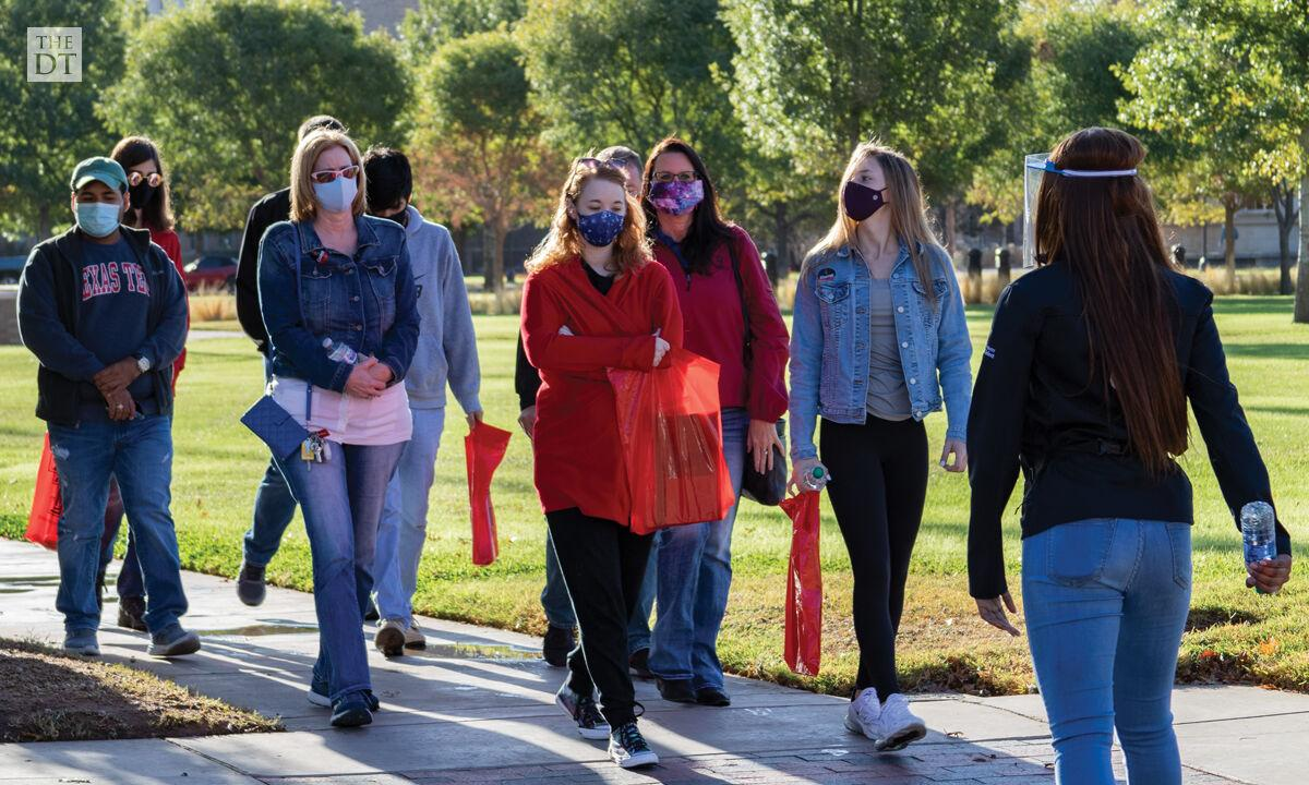 Campus tours amid COVID-19