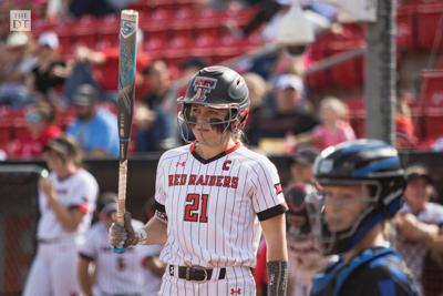 Red Raider Softball vs Kentucky Game 1