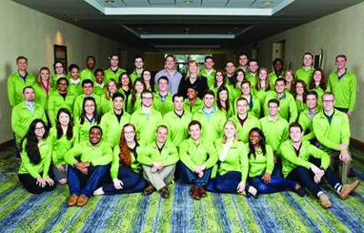 Students attend Ameritrade conference