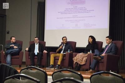 Panelists discuss economic reality of immigration in America