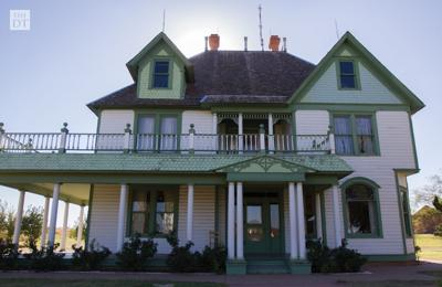 Staff discusses hauntings at Ranching Heritage Center