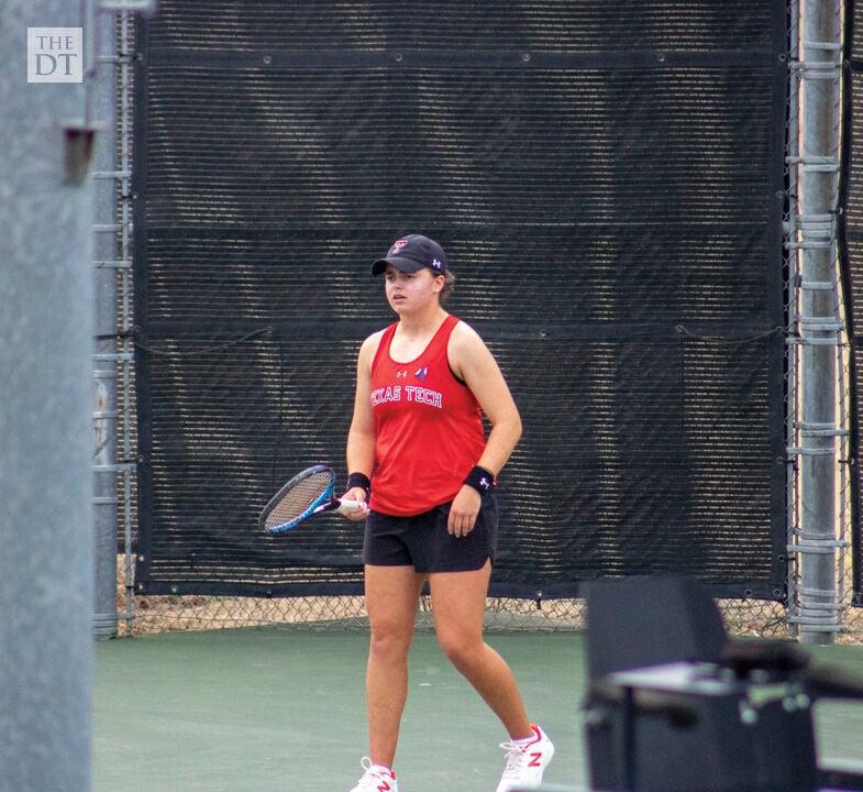 Texas Tech vs Kansas State Women's Tennis