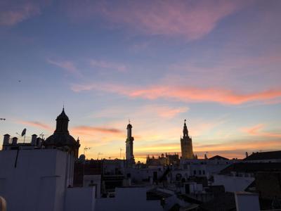 Skyline of Seville