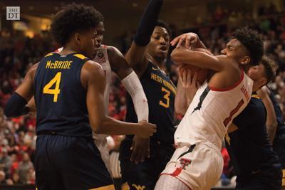 Texas Tech Men's Basketball defeats WVU 89-81