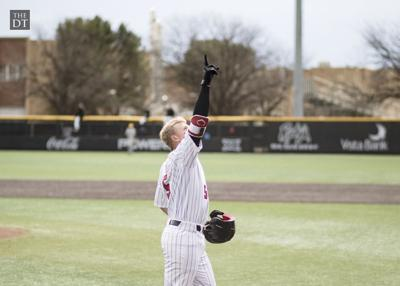 Texas Tech Baseball vs Wichita State Game 3