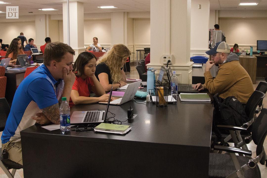 Learning Center: Tutoring