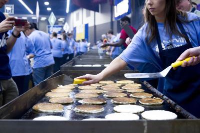 Flapjack Fest: Lions Club hosts Annual Pancake Festival