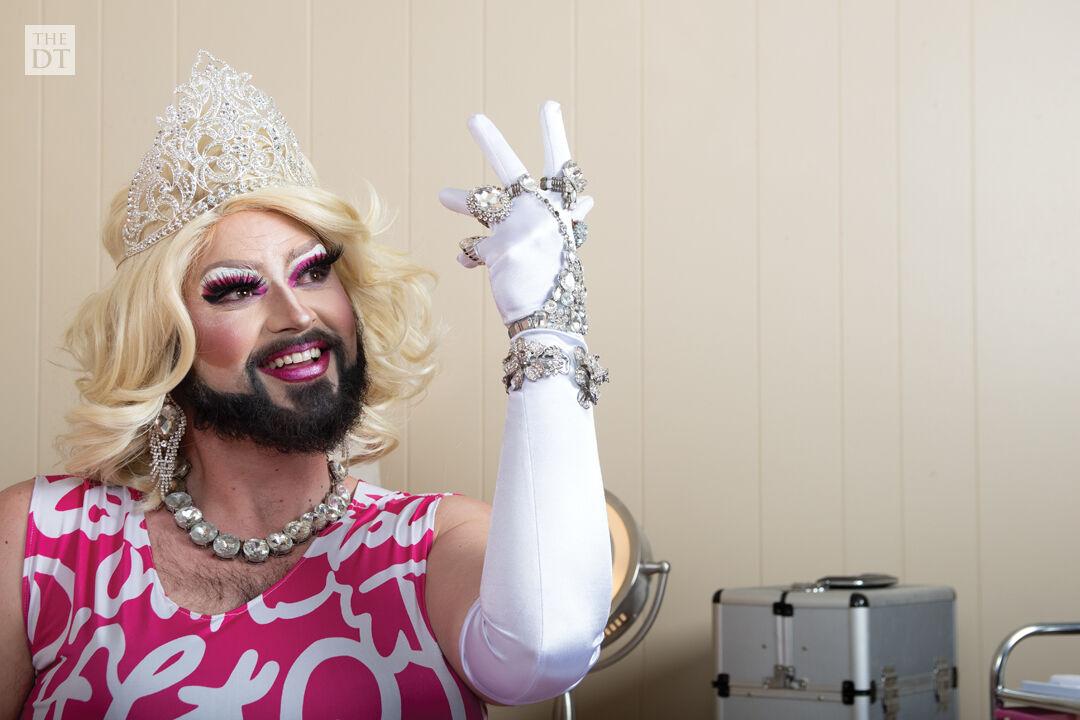 Lubbock drag queen discusses challenges, rewards