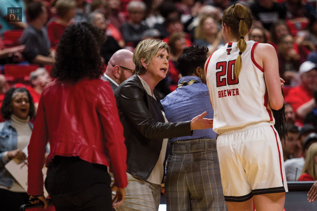Texas Tech Women's Basketball vs. Ole Miss