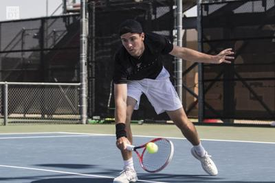 Texas Tech Men's Tennis vs. Baylor