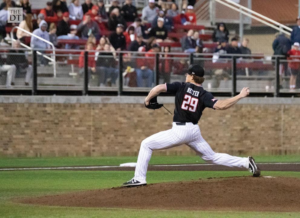 Texas Tech Baseball defeats Rice University, 7-1